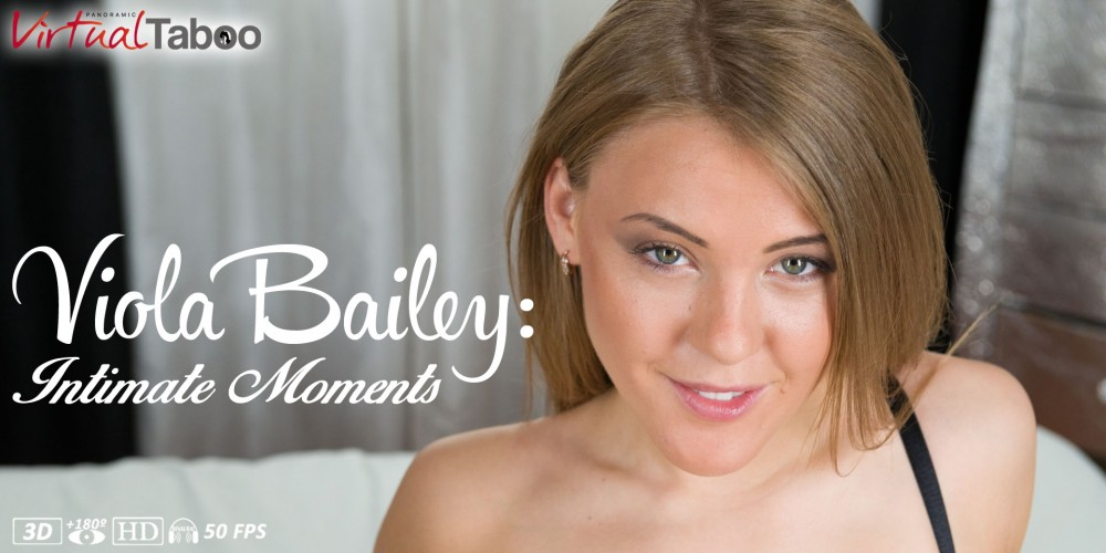 Viola Bailey: Intimate Moments VR Porn