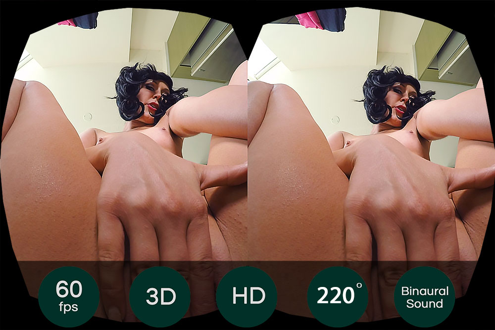 The Upskirt Collection: Pussy on the First Date VR Porn