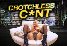 Crotchless C*nt Victoria Puppy