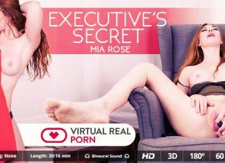 Executive's secret