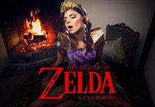 The Legend Of Zelda - A XXX Parody