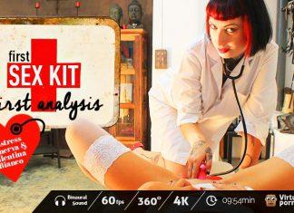First-Sex Kit: First Analysis