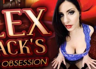 Alex Black's Nylon Obsession