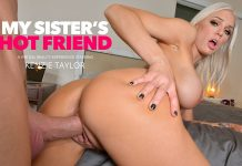 "Kenzie Taylor in ""My Sister's Hot Friend"""