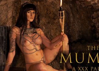 The Mummy A XXX Parody