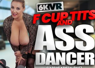 F Cup Tits and Ass Dancer